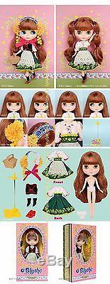 Neo Blythe Joana Gentiana Doll Box Set #878209 Takara Tomy, #2ok