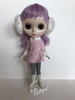 Neo Blythe Lavender Hug Takara Tomy Complete USA Seller