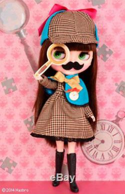 Neo Blythe Lorshek Molseh NRFB Brand New Sherlock Holmes Detective