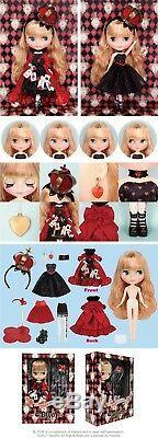 Neo Blythe Majesty of Hearts CWC limited Doll TAKARA TOMY Japan