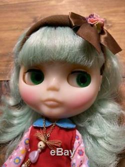 Neo Blythe Miss Sally Rice Doll Figure 2008 Takara Tomy Shop Limited