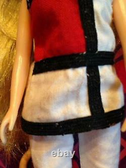 Neo Blythe Mondrian BL-1 Fashion Doll Figure Takara Tomy Japan Early 1st Issue