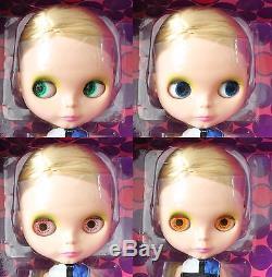 Neo Blythe Mondrian Shiny Face BL Takara Doll