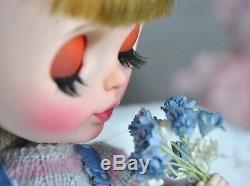 Neo Blythe OOAK Obitsu 24s Original Blythe Takara Custom doll RBL+