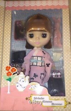 Neo Blythe Odekake Kimono Musume Japanese Takara Tomy Doll NEW Free Shipping