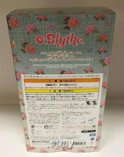 Neo Blythe Pretty Peony Shop Limited Doll Free Shipping New