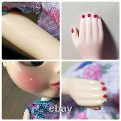 Neo Blythe Pretty Peony Shop Limited doll figure F/S JP USED