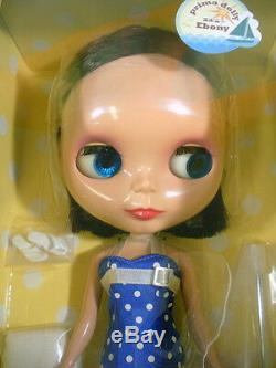 Neo Blythe Prima Dolly Ebony RBL Takara 2007 NIB