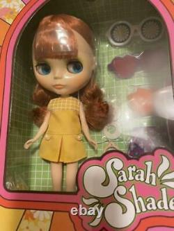 Neo Blythe Sarah Shades Shop Limited Fashion Doll Figure EMS with Tracking NEW