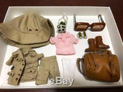 Neo Blythe Save The Animals Clothes Set Doll Accessories Glasses Hat Bag Rare