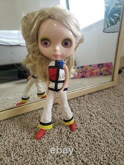 Neo Blythe TAKARA Mondrian Doll 2001 in box! Hasbro