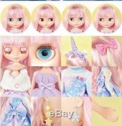Neo Blythe Unicorn Maiden Doll NRFB 17th Anniversary 2018 U. S. Seller