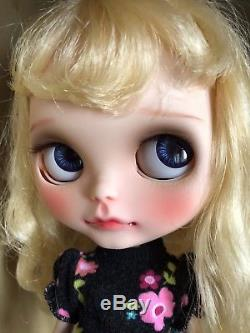 Neo Blythe University Of Love Doll Customized By Mint Blythe