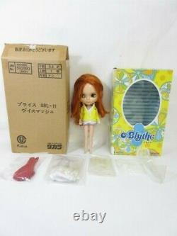 Neo Blythe V Smash Japanese Doll Rare Japan F/S Takara Tomy Figure