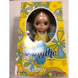 Neo Blythe V Smash Japanese Doll Rare Japan F/S Takara Tomy Figure New