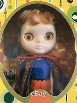 Neo Blythe doll BL-5 kozy cape Matte face NEW very Rare