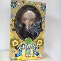 Neo Blythe doll EBL-7 Cinnamon Girl Takara 2003 F/S Japan withTracking USED