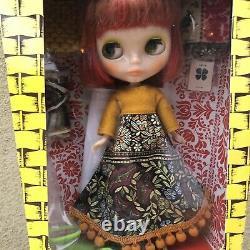 Neo Blythe x Ahcahcum Collaboration Doll Ahcahcum zukin Takara Tomy USA Seller