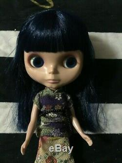 Neo blythe EBL- 2 Asian butterfly first version Nude doll only
