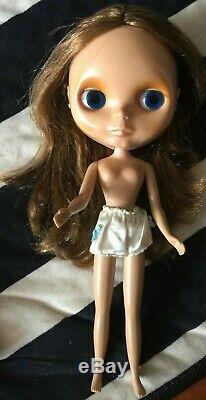 Neo blythe EBL cinnamon girl nude doll only