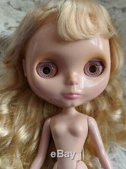 Neo blythe doll Skate date EBL 1st 2002 Doll Takara Tomy Japan Used Super