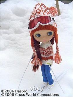 Neo blythe doll merry skier F/S cute