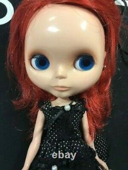 Neo blythe rouge noir EBL nude doll only