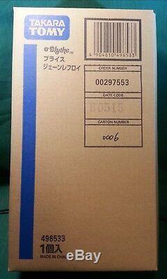 New! Hasbro Takara Tomy Neo Blythe Jane Lefroy NRFB WithShipper US Seller! Lovely