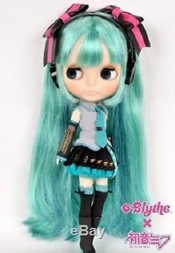 New Hatsune Miku Neo Blythe Japan limited very cute Blythe