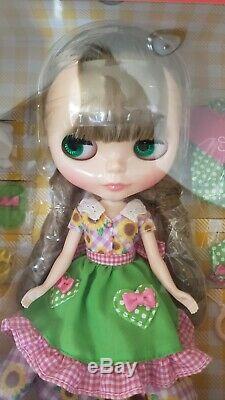 New Takara Neo Blythe Henriettas Home Party NRFB Doll Free Shipping