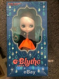 Nrfb Neo Blythe Doll 12 Cwc Orange And Spice 2013 Us Seller
