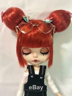 OOAK Custom Blythe 1/6 Doll Body Neo Blythe Icy Doll