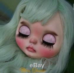 OOAK Custom Blythe Doll By Chailai Coco Neo Blythe Cream Cheese and Jam