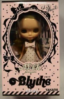 Opened Takara Tomy BLYTHE Neo Blythe CWC Limited LIL' HEART MILK BLYTHE Doll