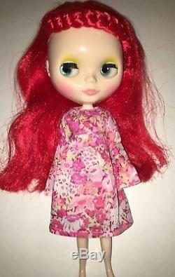 Precocious Candy's Mushroom Neo Blythe Doll US Seller