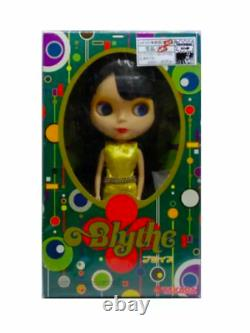 Rare Neo Blythe BL-4 All Gold In One Doll Takara Tomy Vintage Japan Used 2001