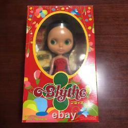 Rare TAKARATOMY Neo Blythe Love Mission EBL-10 Love Undercover 2 Image Doll Used