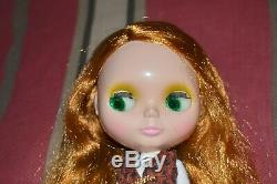Rare Takara Neo Blythe Pow Wow Poncho Vintage 2003 Doll USA Seller