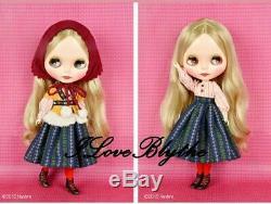 Real Auntentic Neo Blythe Shop Winterish Allure Fashion Doll TAKARA TOMY Japan