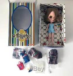 SBL-07 Takara Tomy Blythe French Trench Doll Neo Blythe Rare Original Genuine