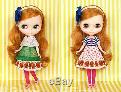 Shop Limited Takara CWC Neo Blythe Doll Strawberries'n Creamy Cute