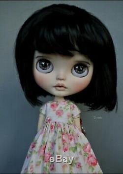 Sue Dolls Custom Blythe Neo OOAK Doll Takara Base