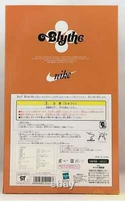 TAKARA Neo Blythe CWC Limited 2nd Anniversary Doll Courtney Tez by Nike JAPAN