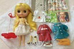 TAKARA Neo Blythe Mrs. Retro Mama Limited used from JAPAN