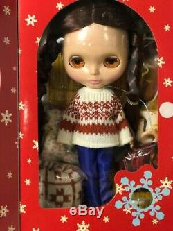 TAKARA Neo Blythe doll Merry skier