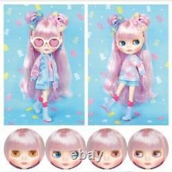 TAKARA TOMY NEO Blythe Shop Limited Sweet Bubbly Bear Doll Figure Cute