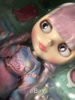TAKARA TOMY NEO Blythe Shop Limited Sweet Bubbly Bear Doll Figure Cute pretty