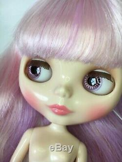 TAKARA TOMY NEO Blythe Shop Limited Sweet Bubbly Bear Nude with box and shipper