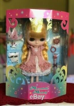 TAKARA TOMY Neo Blythe 9th Anniversary Limited Marabelle Merody New Fashion Doll