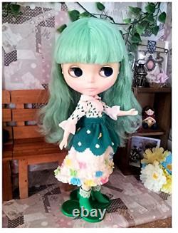 TAKARA TOMY Neo Blythe Enchanted Petal Doll Flower Rare New Japan Authentic